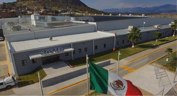 KOSTAL-WERK MEXIKO III