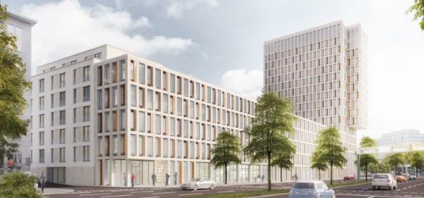 Hauptverwaltung Volkswohlbund Dortmund